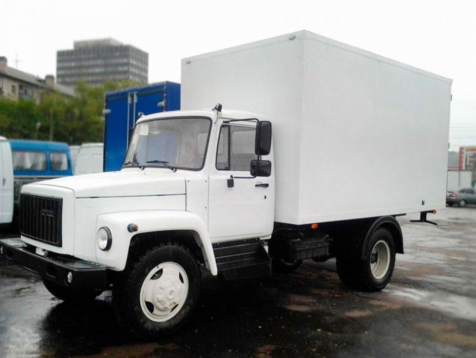 ГАЗ 3309 фургон